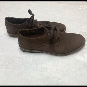 Clark's Men's Leather Oxfords